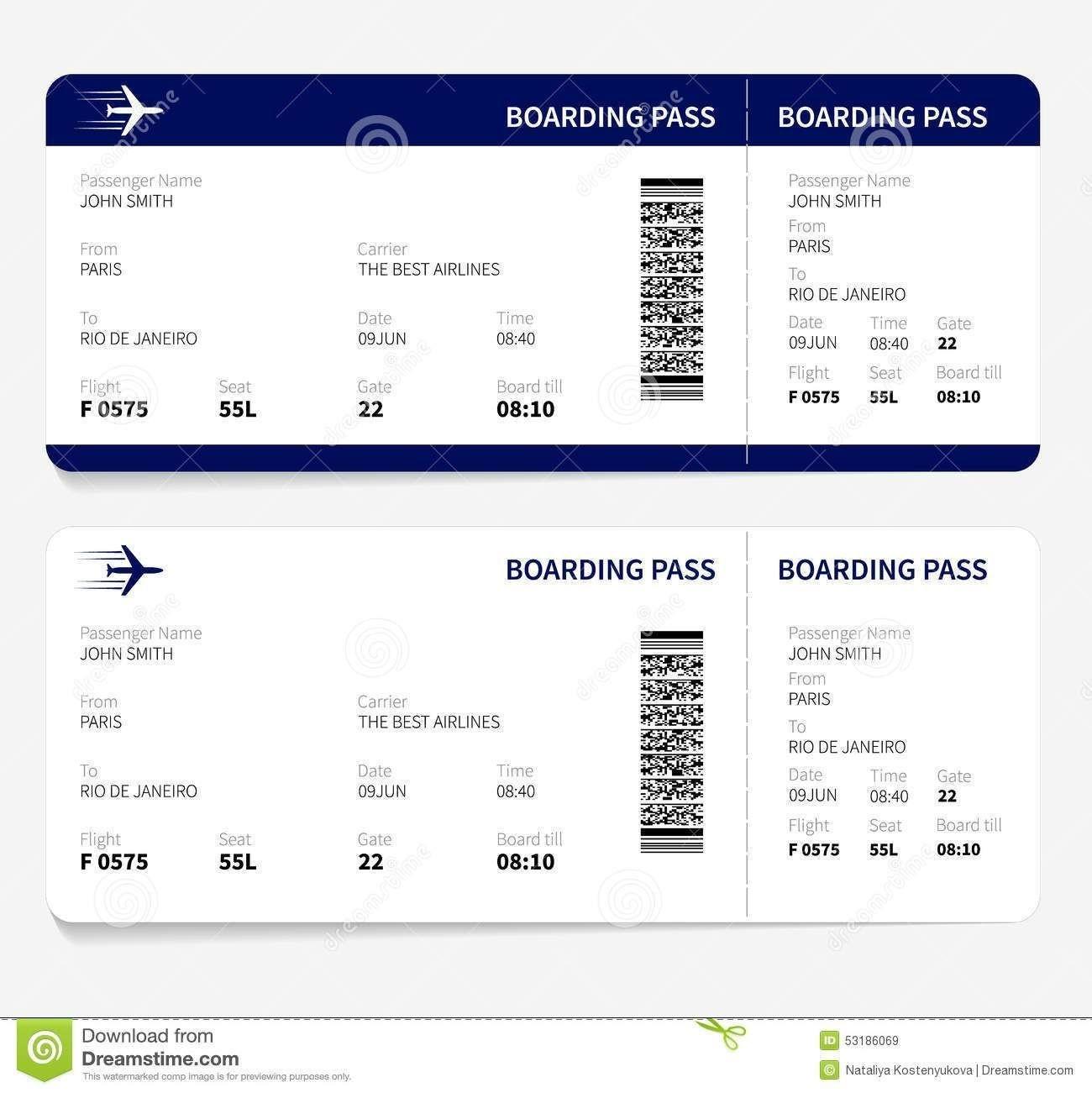 Fake Boarding Pass - Boarding Pass Template Free 16 Real Fake - Free Printable Boarding Pass