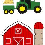 Farm Animal Templates To Cut Out   Kaza.psstech.co   Free Printable Farm Animal Cutouts