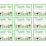 Fashionable Moms: Girl Scouts   Free Printable Thank You Cards   Free Printable Eagle Scout Thank You Cards