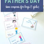 Father's Day Coupon Book Free Printable With Funny Poem   Free Printable Fathers Day Poems For Preschoolers