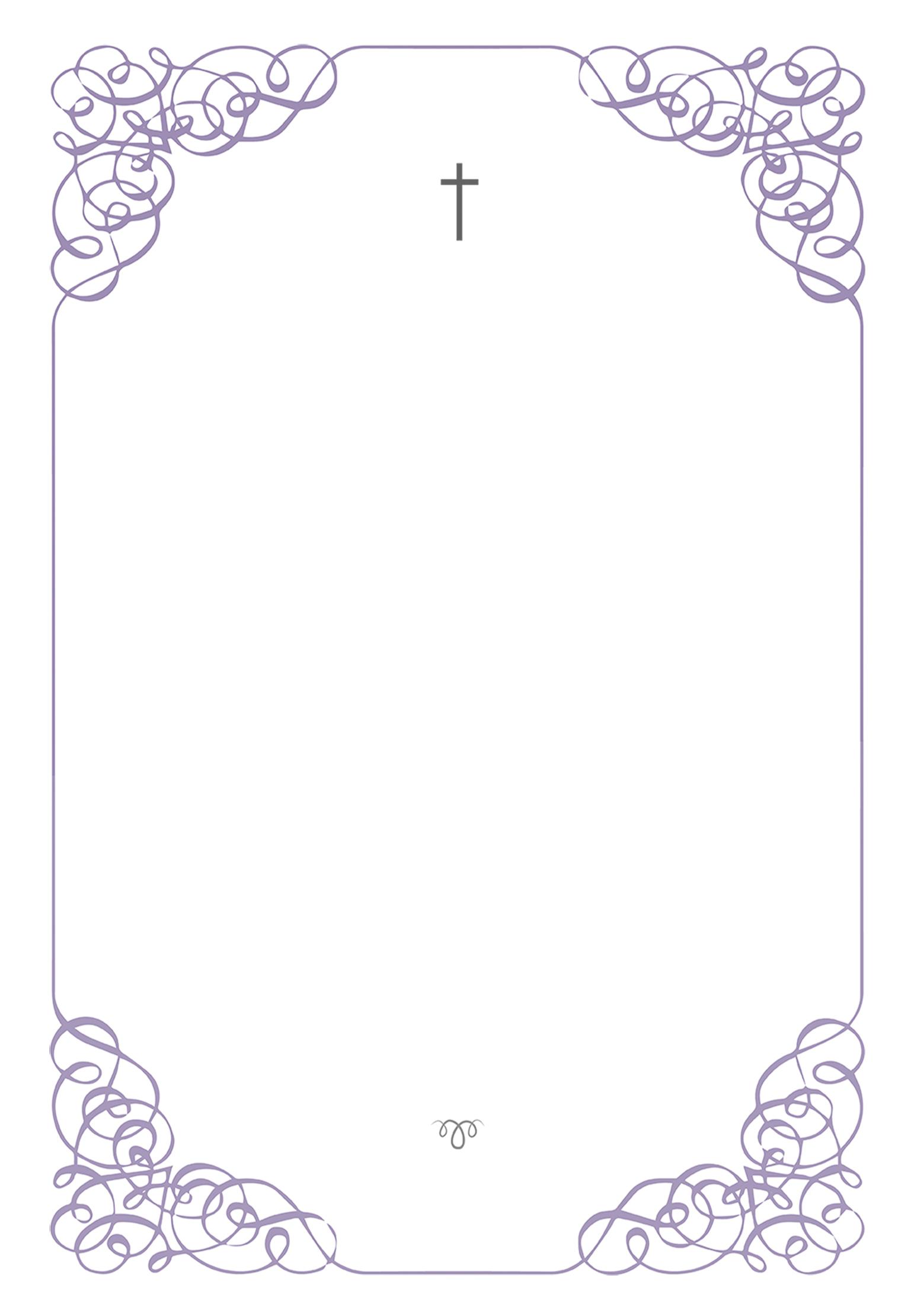 First Communion Invitation Template - Tutlin.psstech.co - Free Printable 1St Communion Invitations
