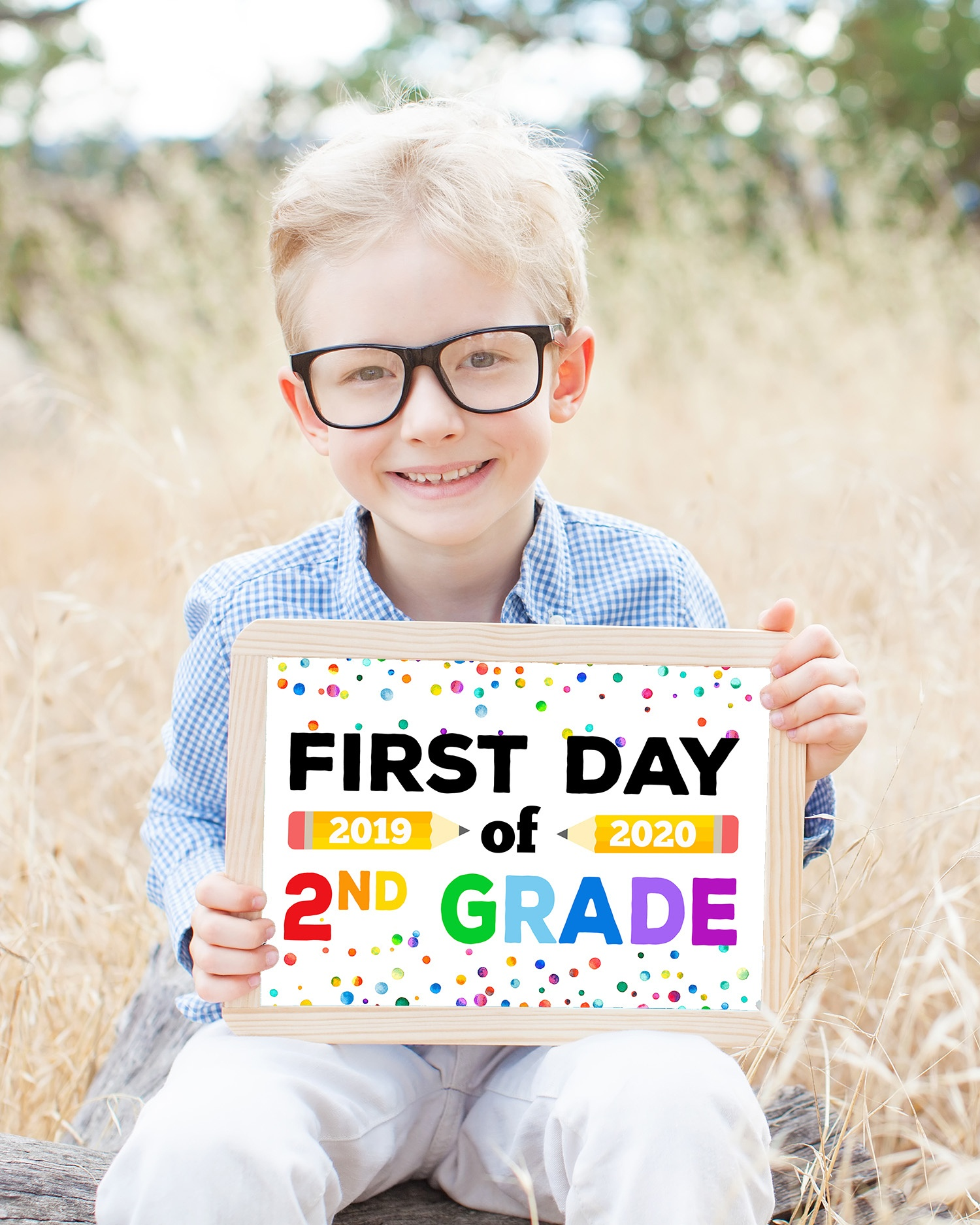 First Day Of School Signs - Free Printables - Happiness Is Homemade - Free Printable Back To School Signs