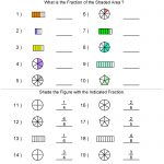 Fractions Worksheets | Printable Fractions Worksheets For Teachers   Free Printable Lcm Worksheets