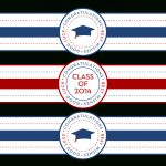 Free 2014 Graduation Party Printables From Printabelle | Catch My Party   Free Printable Water Bottle Labels Graduation