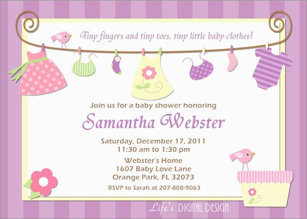 Free Baby Invitation Templates Admirably Design Free Printable - Free Printable Monkey Girl Baby Shower Invitations
