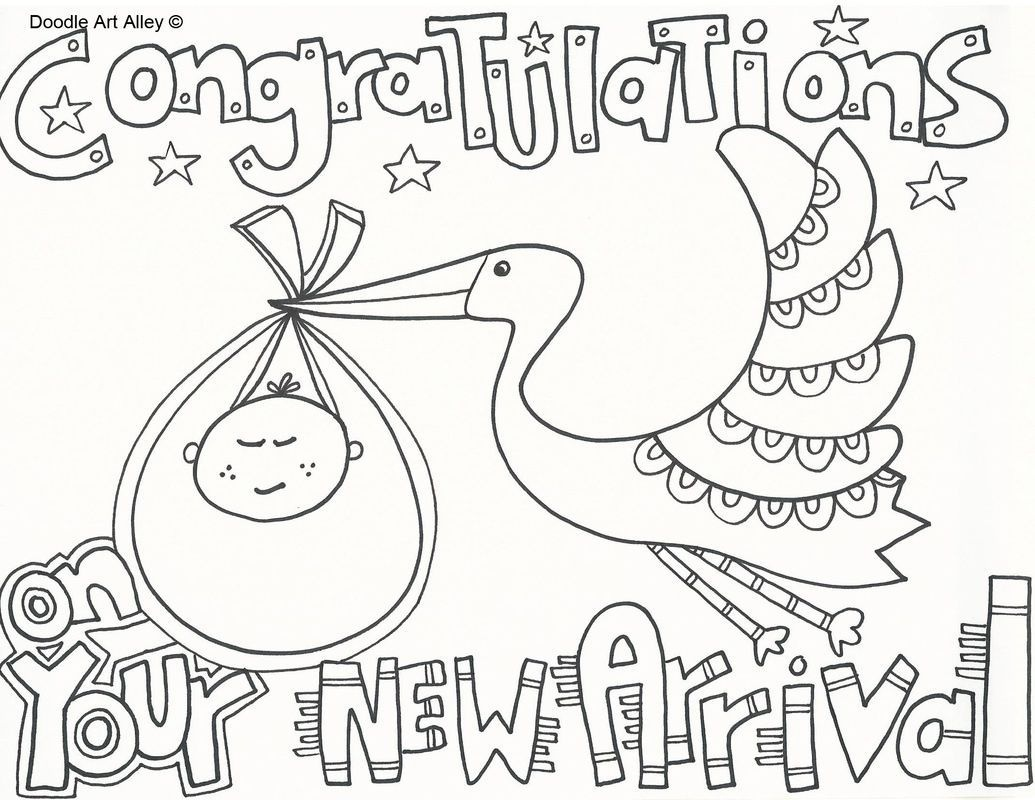 Free Baby Shower Coloring Pages Printables Baby Shower Coloring - Free Printable Baby Shower Coloring Pages