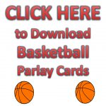 Free Bar Football Parlay Cards | Printable Parlay Cards   Free Printable Football Parlay Cards