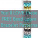 Free Beading Patterns You Have To Try | Bead Loom | Pinterest | Takı   Free Printable Bead Loom Patterns