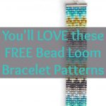 Free Beading Patterns You Have To Try | Zentangle | Loom Bracelet   Free Printable Loom Bracelet Patterns