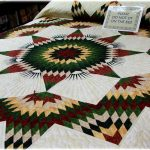 Free Broken Star Quilt Pattern Thangles Download | Quilting | Lone   Printable Thangles Free