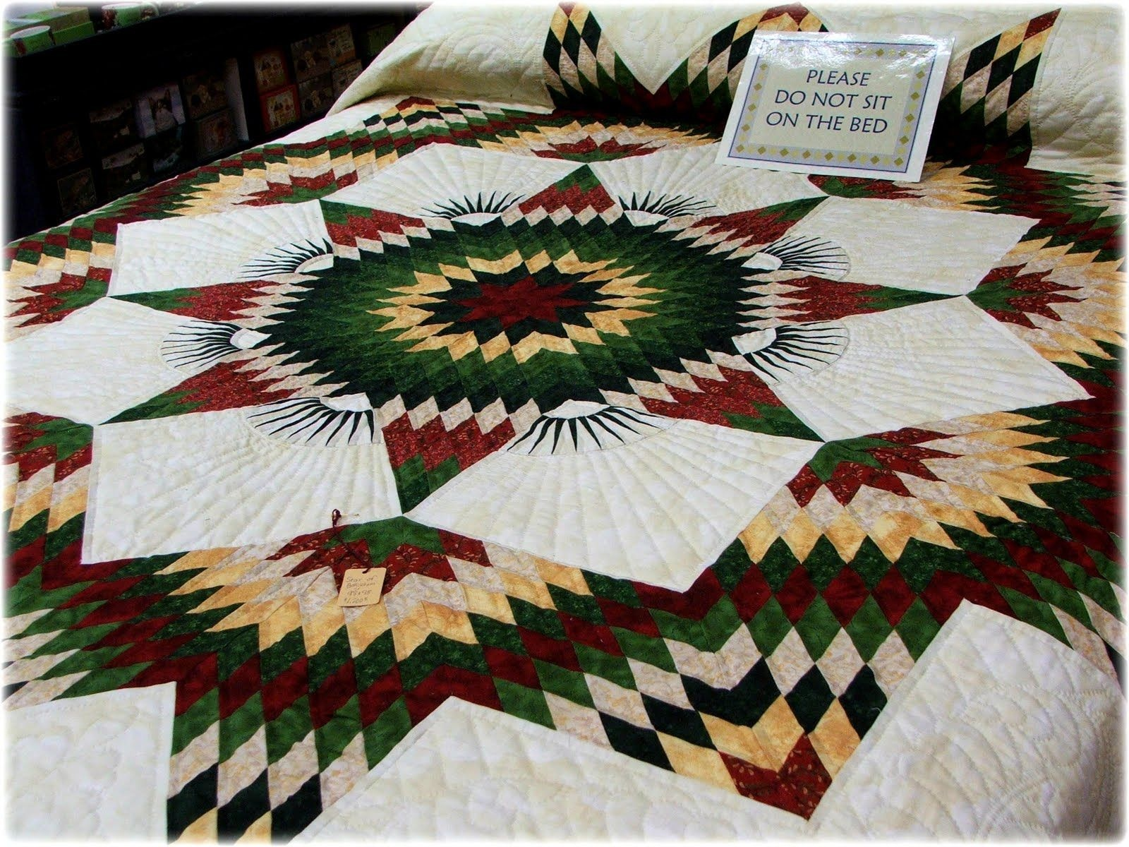 Free Broken Star Quilt Pattern Thangles Download | Quilting | Lone - Printable Thangles Free