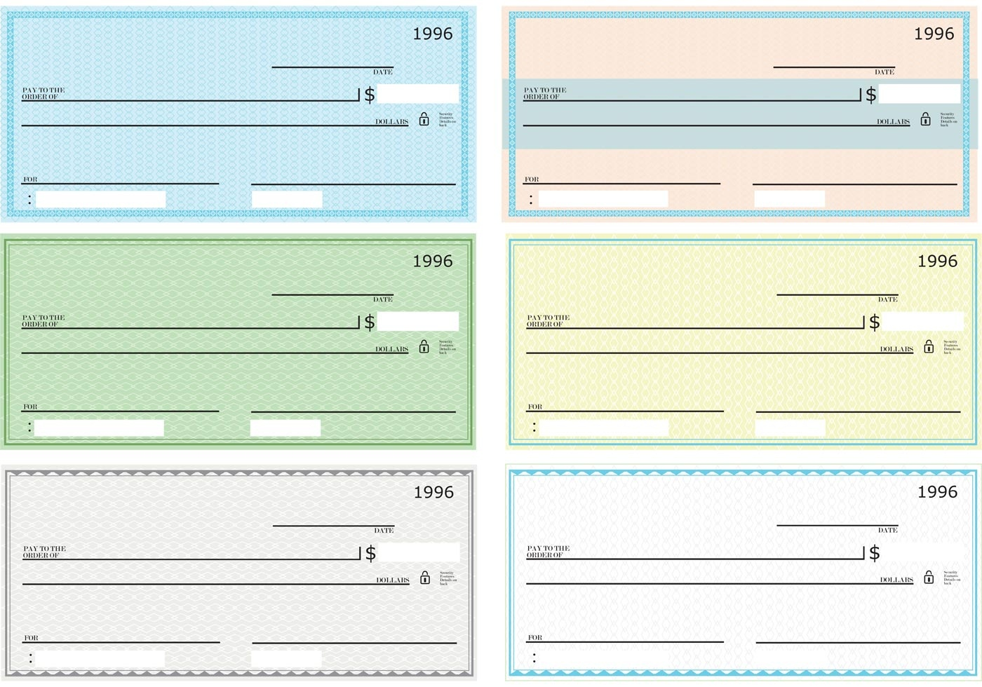 Free Check Template - Demir.iso-Consulting.co - Free Printable Checks Template