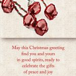 Free Christmas And Holiday Cards And Pictures   Free Printable Quarter Fold Christmas Cards