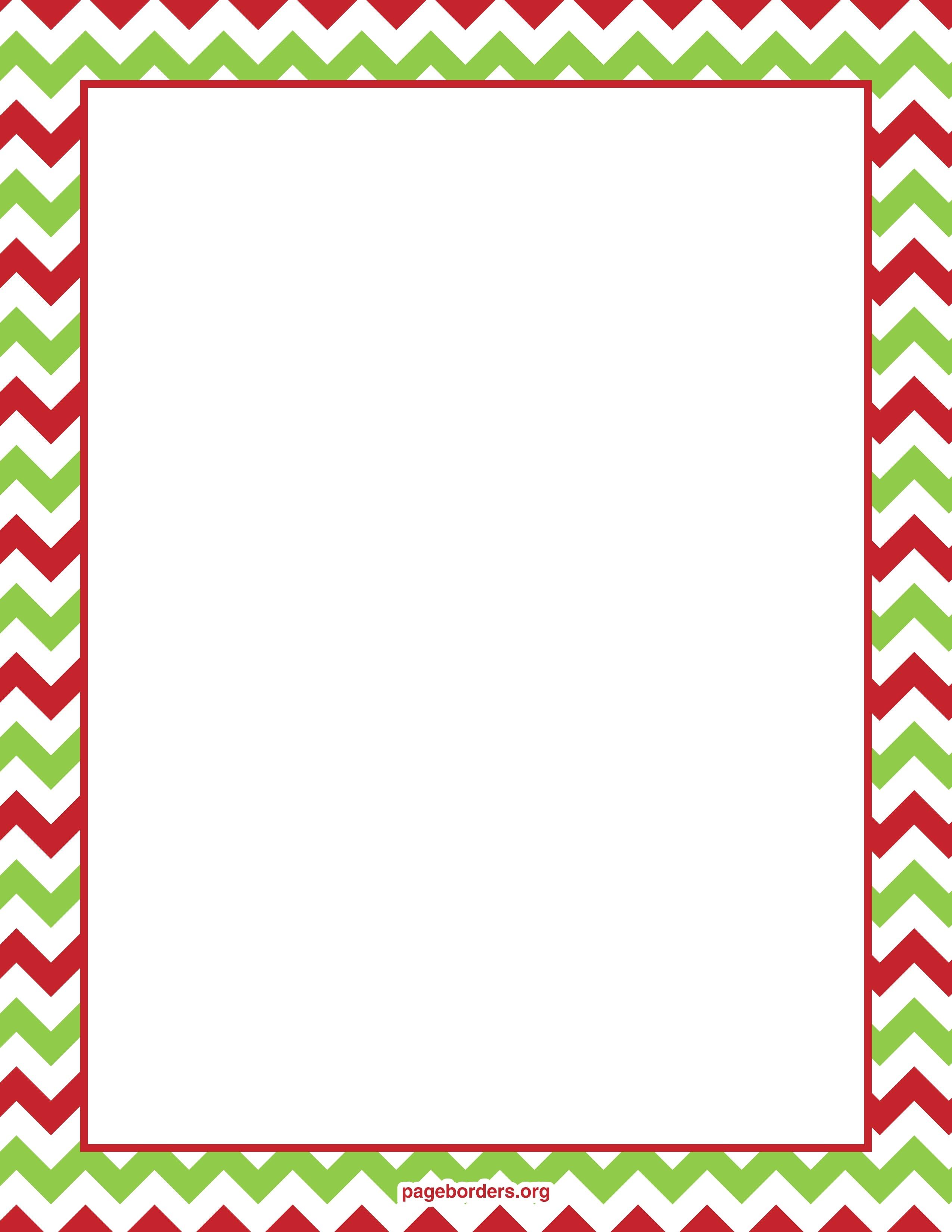 Free Christmas Graphics Borders, Download Free Clip Art, Free Clip - Free Printable Christmas Borders