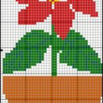 Free Christmas Themed Cross Stitch Patterns   Free Printable Cross Stitch Patterns Angels