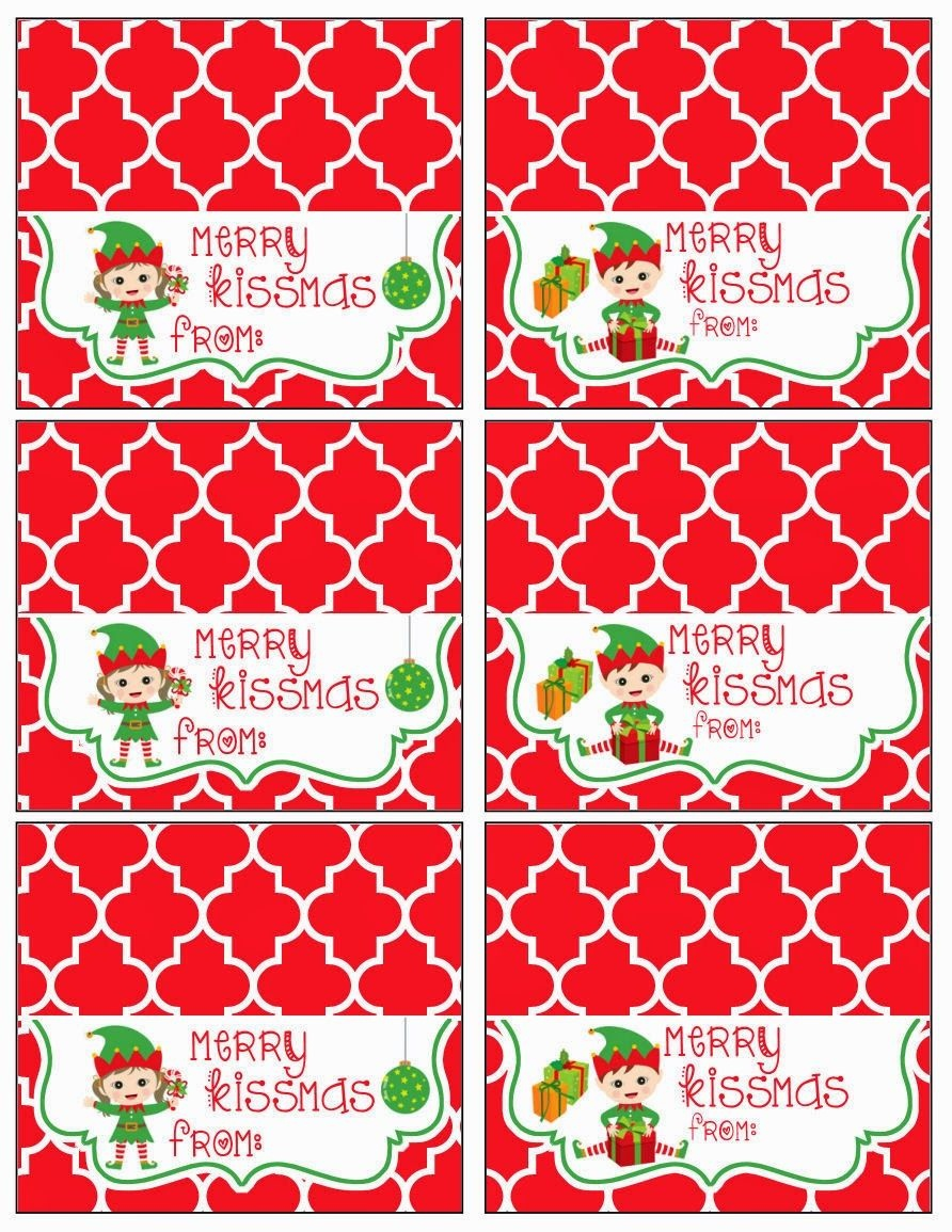 Free Christmas Treat Bag Toppers | Mysunwillshine | Christmas - Free Printable Christmas Bag Toppers Templates