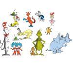 Free Clip Art Of Dr Seuss Characters – 101 Clip Art   Free Printable Dr Seuss Characters