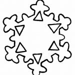 Free Cliparts Snowflake Patterns, Download Free Clip Art, Free Clip   Snowflake Template Free Printable