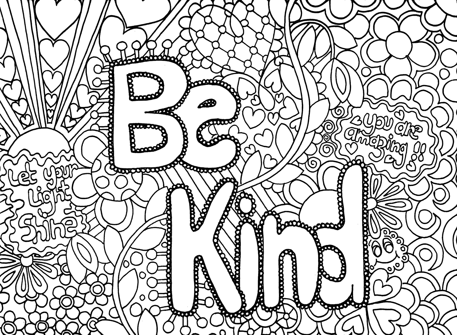 Free Coloring Pages For Adults Printable Hard To Color | Printable - Free Printable Hard Coloring Pages For Adults