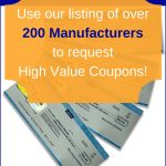 Free Couponsmail | Free Manufacturer Coupons   Free High Value Printable Coupons