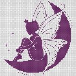 Free Cross Stitch Patterns — Dmc Philippines   Free Printable Cross Stitch Patterns Angels