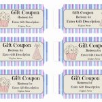Free Custom Birthday Coupons   Customize Online & Print At Home   Free Sample Coupons Printable