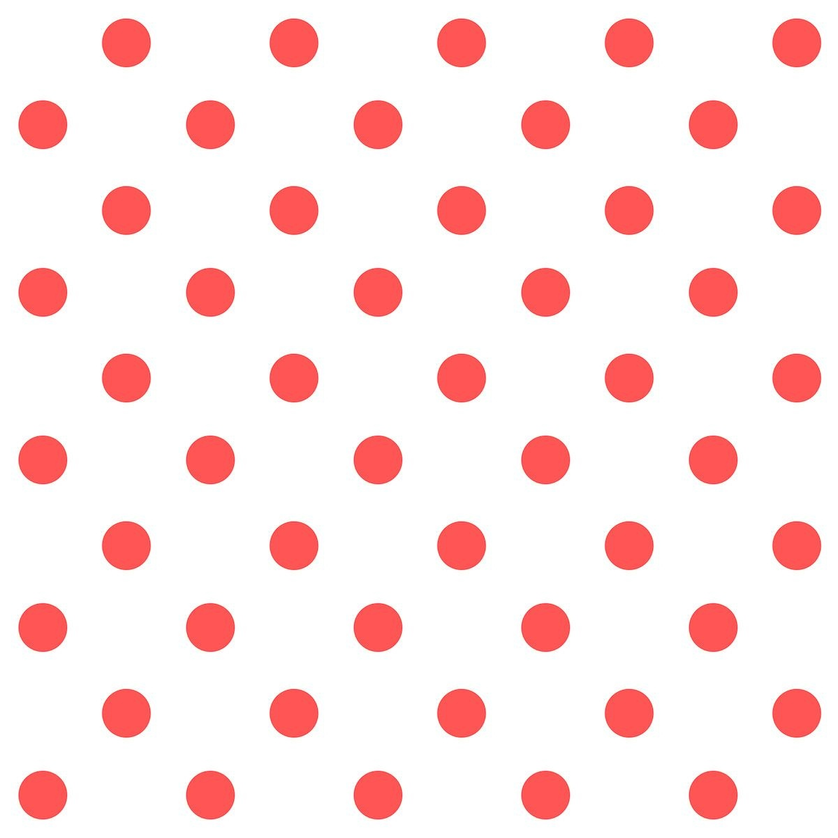Free Digital Polka Dot Scrapbooking Paper: Red-And-White - Free Printable Pink Polka Dot Paper