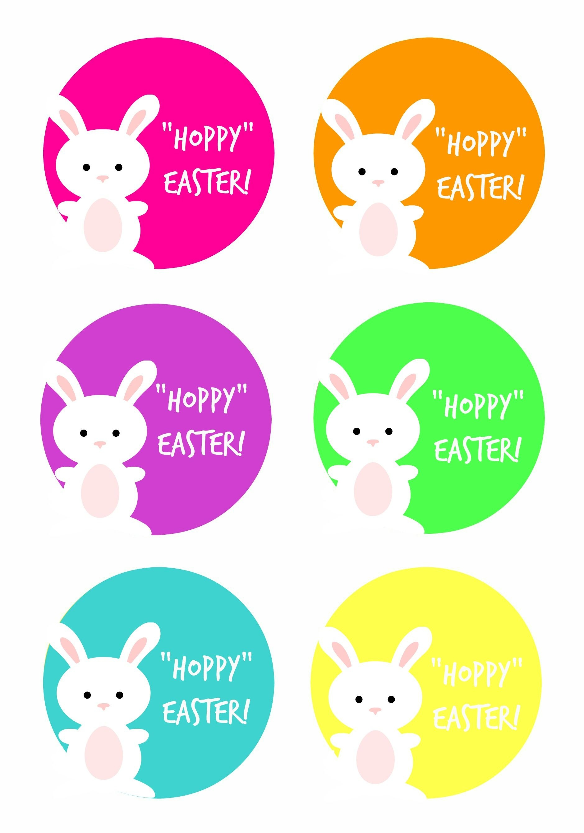 Free Easter Gift Tag Printable | Free Printables! | Gift Tags - Free Printable Easter Tags