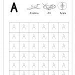 Free English Worksheets   Alphabet Tracing (Capital Letters   Free Printable Tracing Alphabet Worksheets