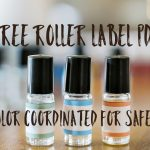 Free Essential Oil Safety Rollerball Printable  Oily Design   Free Printable Roller Bottle Labels