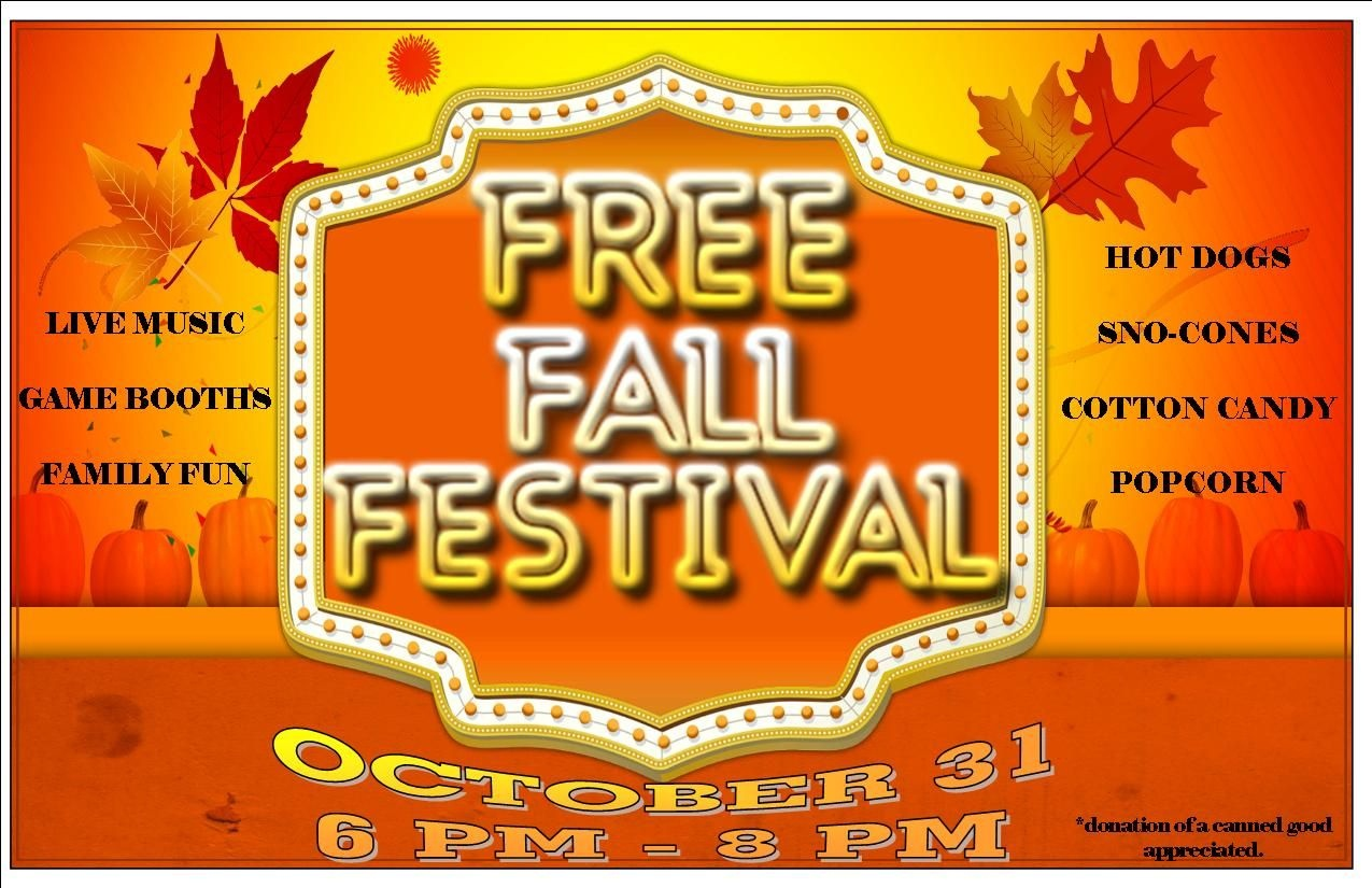 Free Fall Flyer Templates | Halloween Alternative | Class Party - Free Printable Fall Festival Flyer Templates