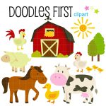 Free Farm Party Cliparts, Download Free Clip Art, Free Clip Art On   Free Printable Farm Animal Clipart