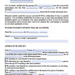 Free Florida Eviction Notice Template | 3 Day Notice To Pay Or Quit   Free Printable 3 Day Eviction Notice