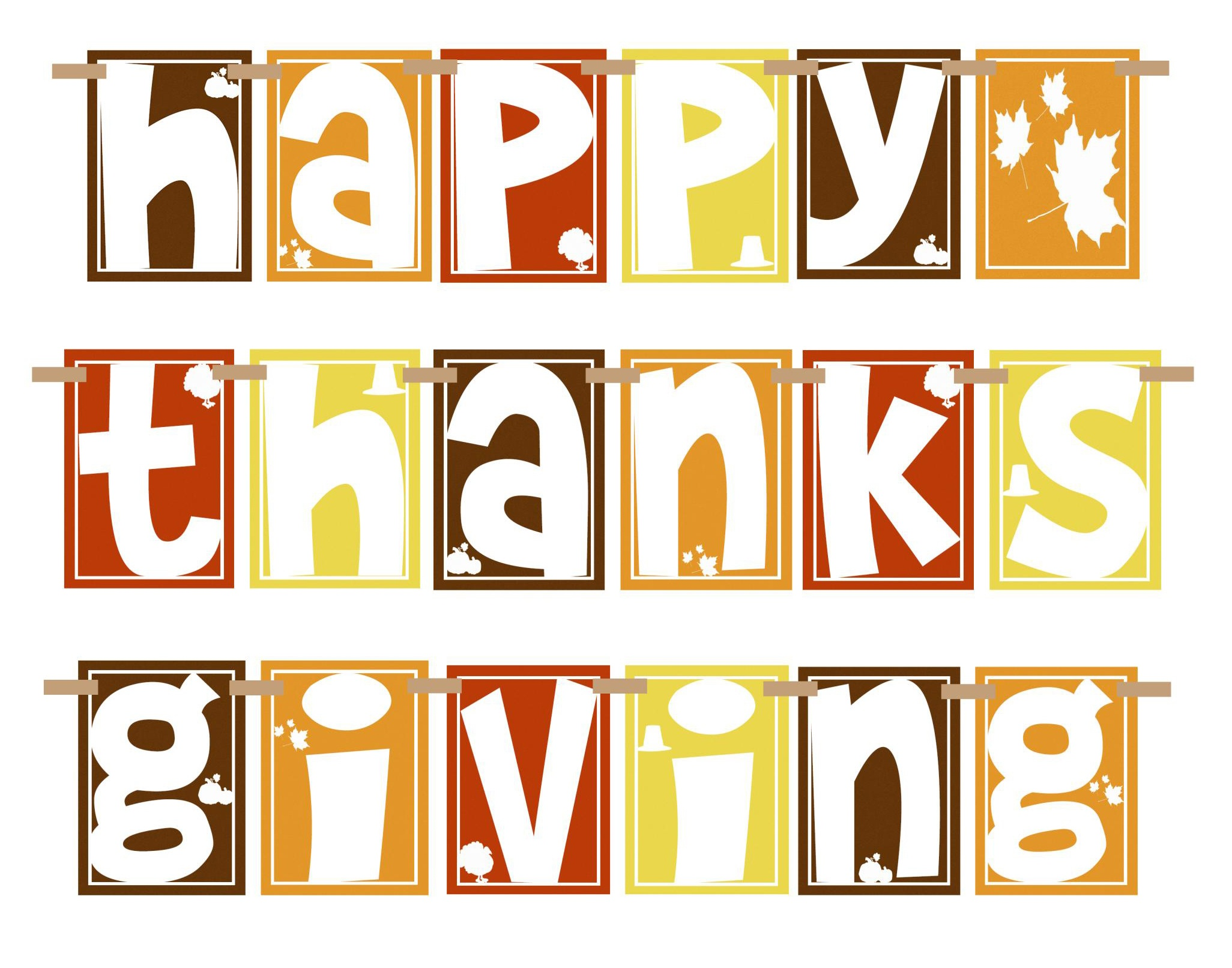 Free Free Happy Thanksgiving Images, Download Free Clip Art, Free - Free Printable Thanksgiving Images