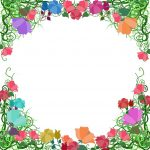 Free Free Printable Floral Borders And Frames, Download Free Clip   Free Printable Borders And Frames