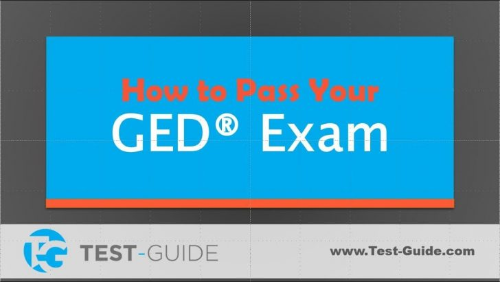 Free Printable Ged Study Guide 2016