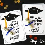 Free Graduation Cards With Positive Quotes And Cash!   Free Printable Graduation Cards