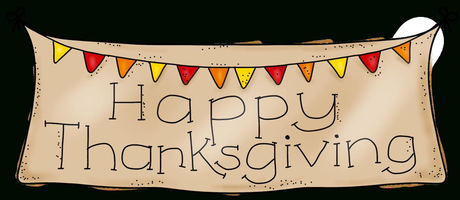 Free Happy Thanksgiving Clip Art, Download Free Clip Art, Free Clip - Free Printable Happy Thanksgiving Banner