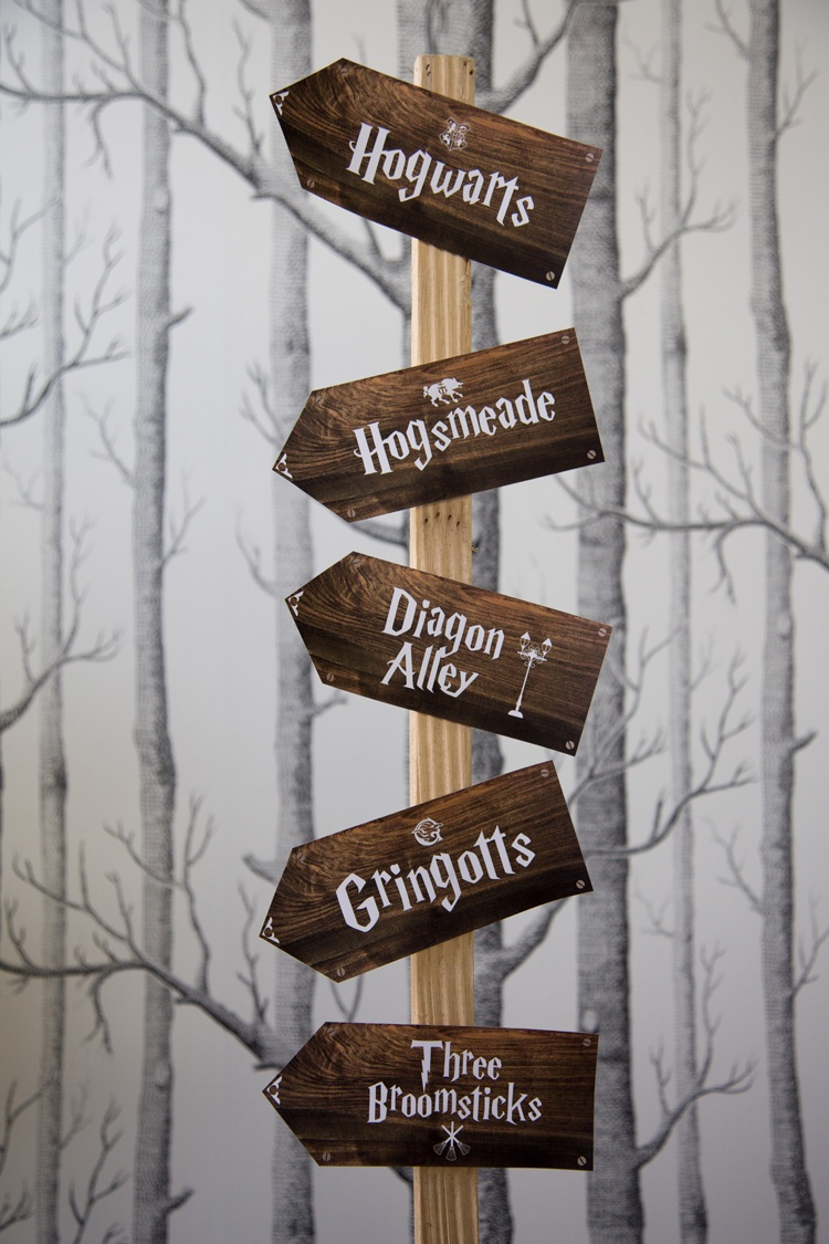 Free Harry Potter Party Printables   Harry Potter Party   Party - Free Harry Potter Printable Signs