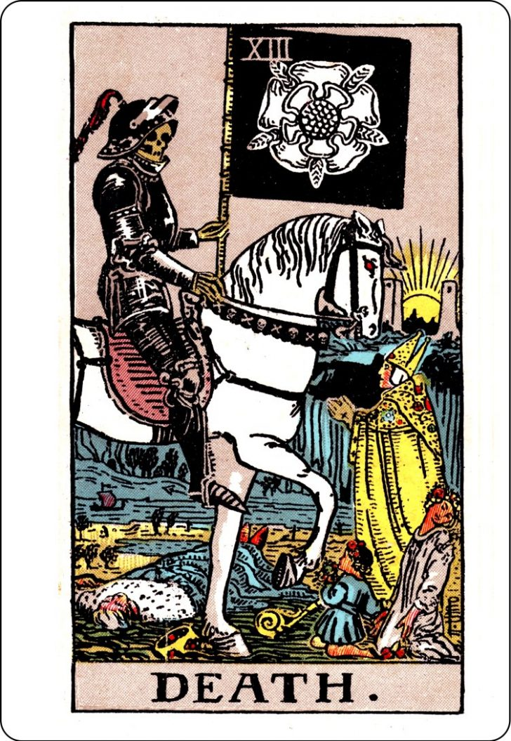 Printable Tarot Cards Pdf Free
