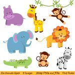 Free Jungle Animals, Download Free Clip Art, Free Clip Art On   Free Printable Baby Jungle Animal Clipart