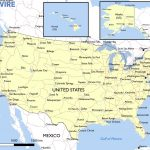 Free Maps Of The United States – Mapswire   Free Printable Map Of The United States