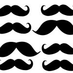 Free Mustache Printables, Download Free Clip Art, Free Clip Art On   Free Printable Mustache