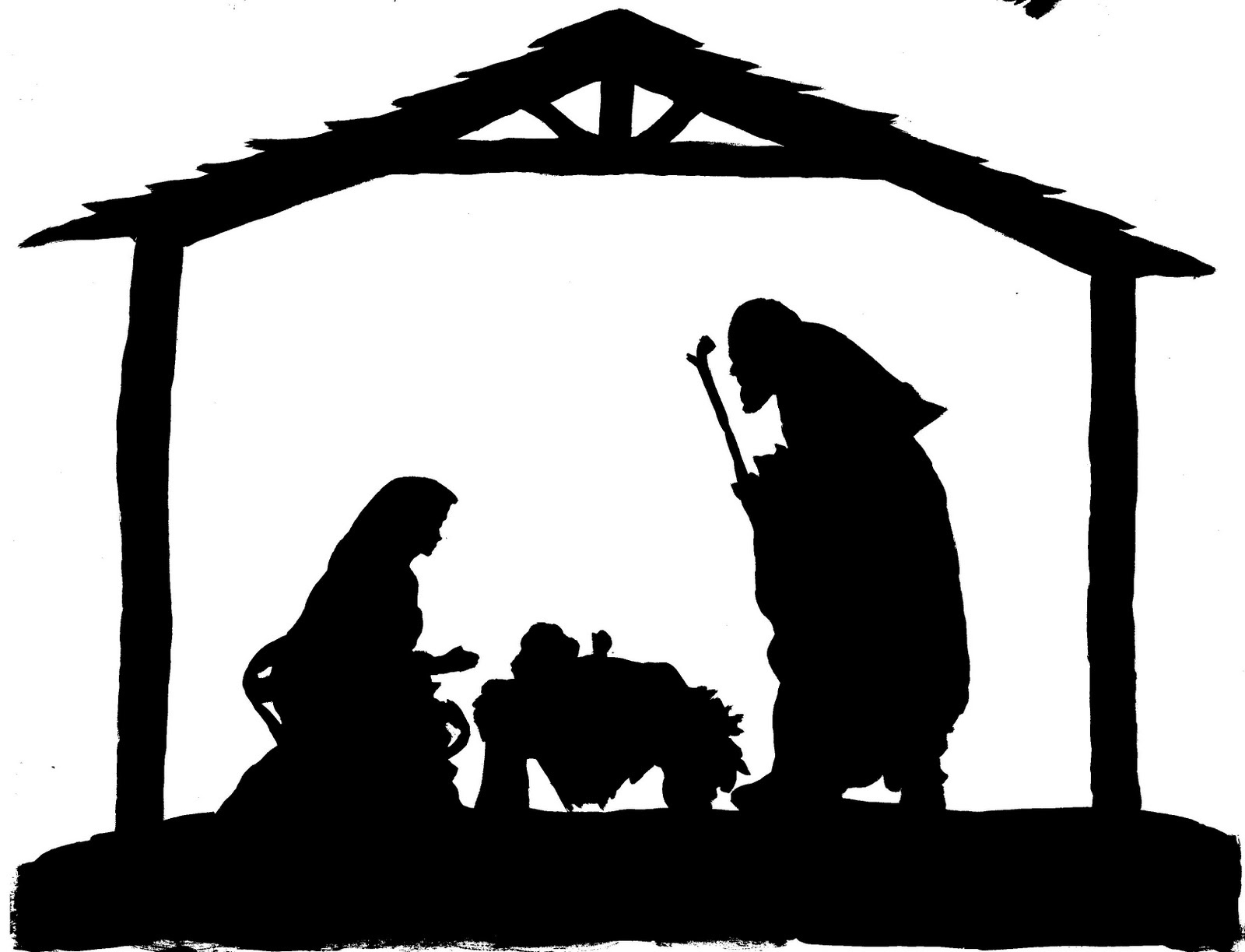 Free Nativity Scene Pictures, Download Free Clip Art, Free Clip Art - Free Printable Pictures Of Nativity Scenes