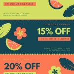 Free Online Coupon Maker: Design A Custom Coupon In Canva   Make Your Own Printable Coupons For Free