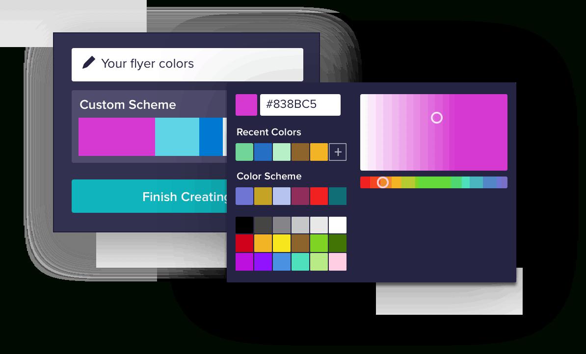Free Online Flyer Maker   Piktochart - Free Printable Business Flyers