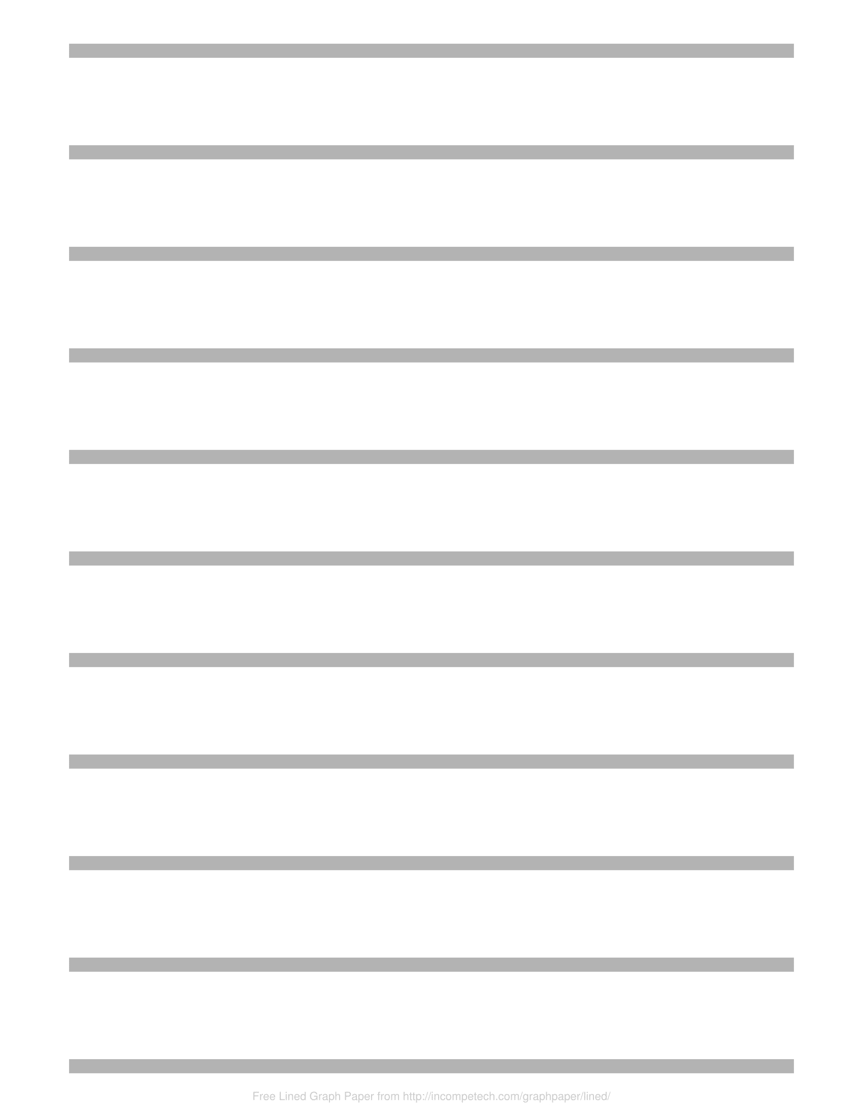 Free Online Graph Paper / Lined - Free Printable Lined Paper