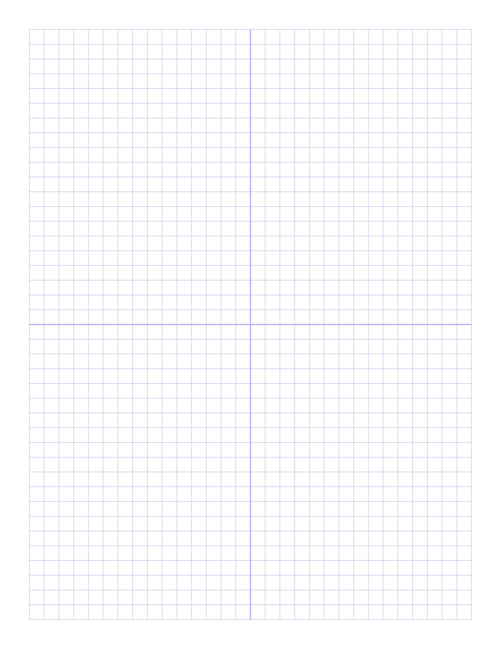Free Online Graph Paper / Plain - Free Printable Grid Paper