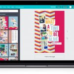 Free Online Yearbook Maker: Design A Custom Yearbook In Canva   Free Printable Yearbook Templates