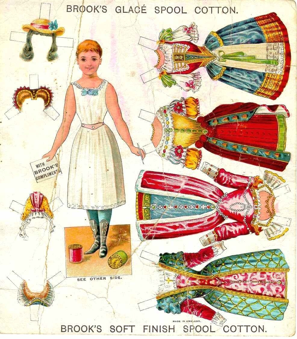 Free Paper Dolls Fairy Tale Paper Doll Printable Free Paper Dolls - Free Printable Paper Dolls From Around The World
